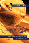 An Introduction to International Economics: New Perspectives on the World Economy book cover